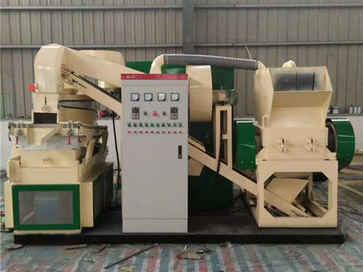 copper granulator machine for sale