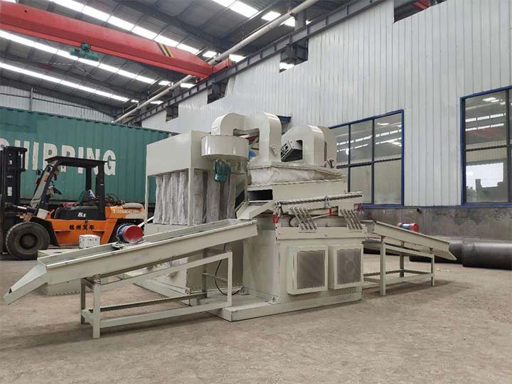 Copper-wire-recycling-machine-waiting-for-shipment