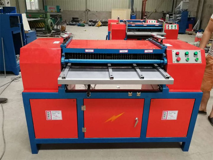 copper-aluminum stripping machine